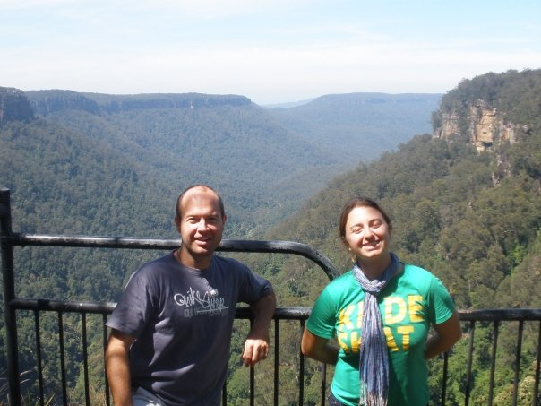 Kangaroo Valley View Point