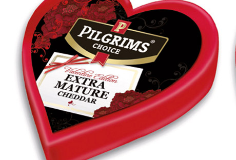 Some heart shaped Cheddar for your loved one?
