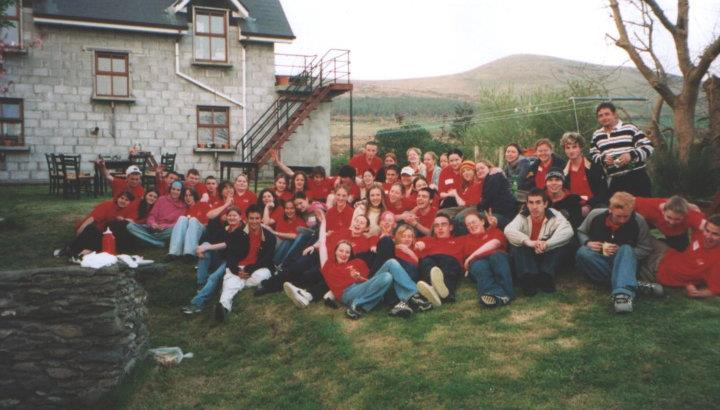 BOP Volunteers Summer 2003! :)