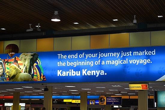 Welcome to Kenya!