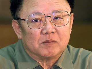 Kim Jong Il, who died today aged 69
