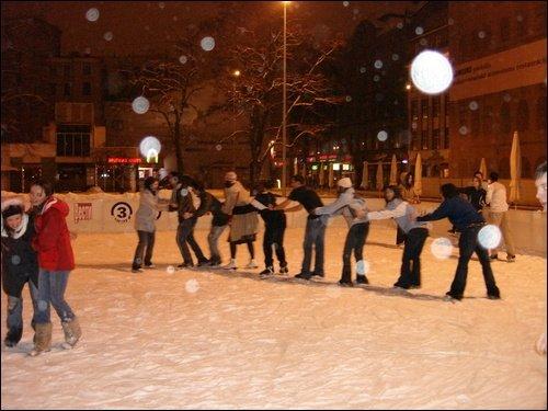 ice skating riga