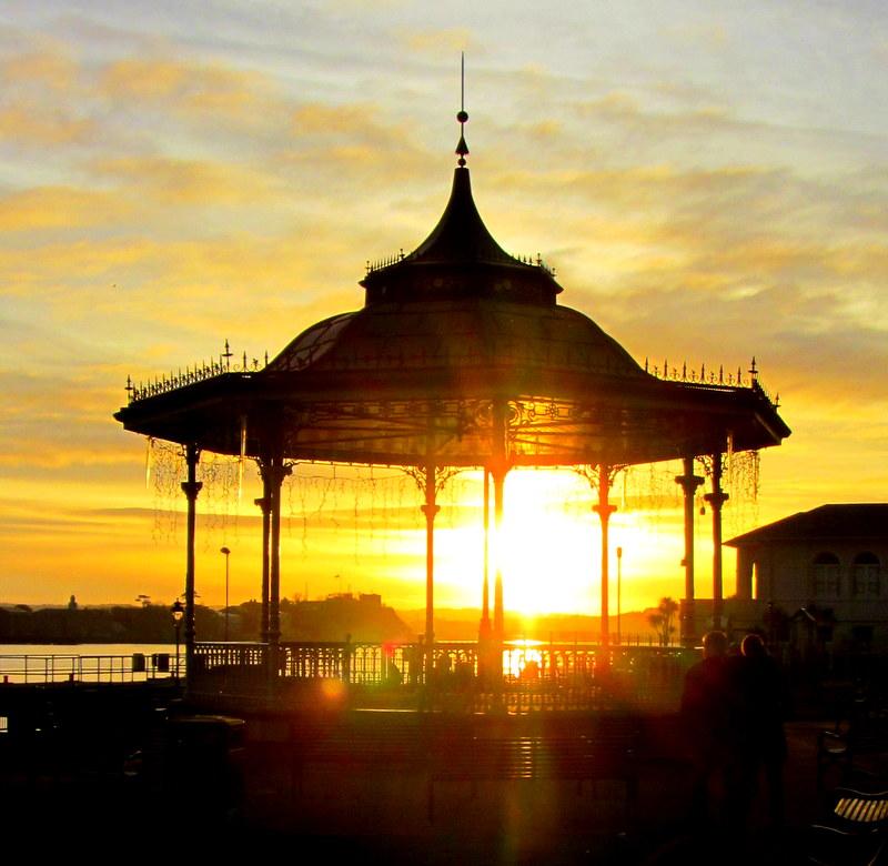 Sunsets - Warming up the Irish Winter (1/3)