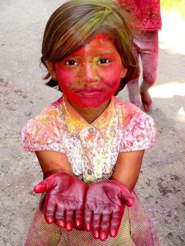 Colour me beautiful!