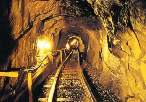 Third infiltration tunnel, DMZ near Munsan, South Korea