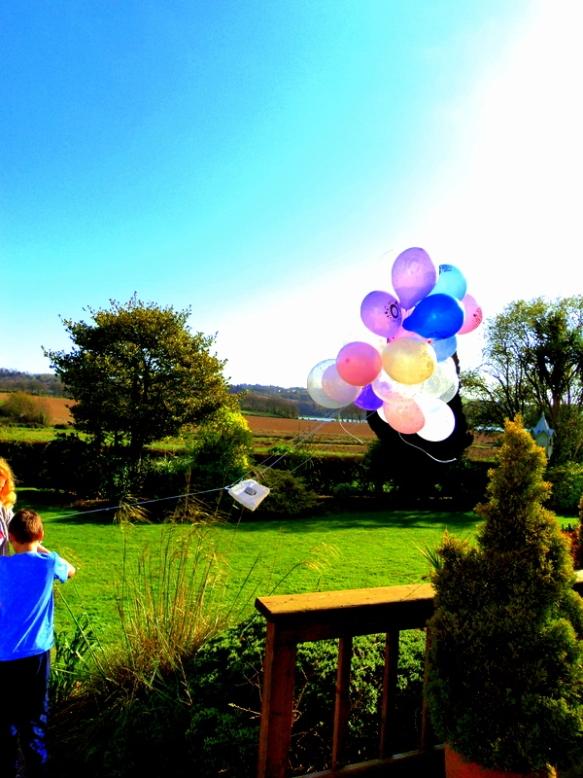 gopro balloons
