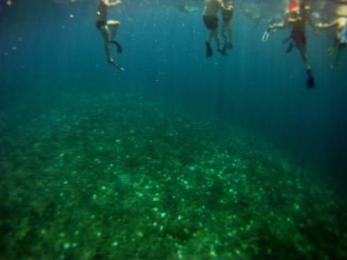 snorkeling gili islands