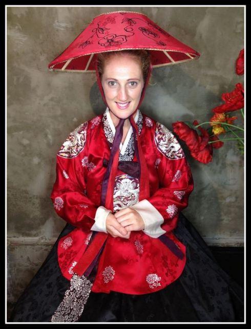 janet korean hanbok