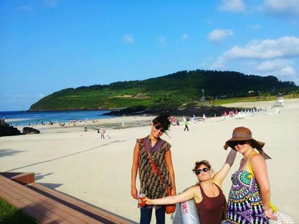 Beach + Vacation = Happiness