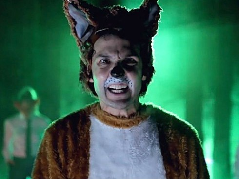 fox costume halloween