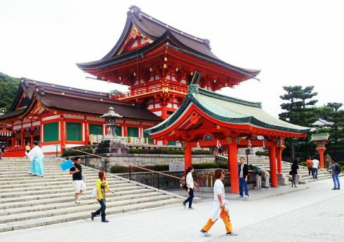 kyoto shrine