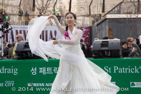 A beautiful Korean-Irish Fusion dance directed by Nannah McGlennon. Photo by Stephanie Anglmyer