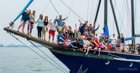 tall ship sailing cruise 1
