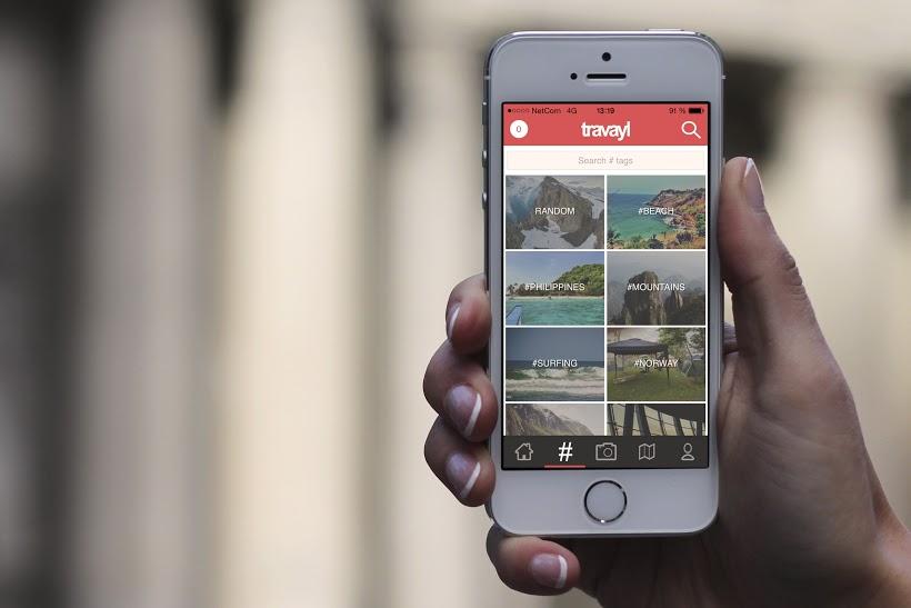 travayl mobile travel app