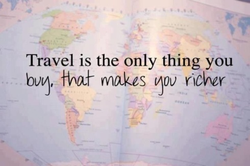 travel richer