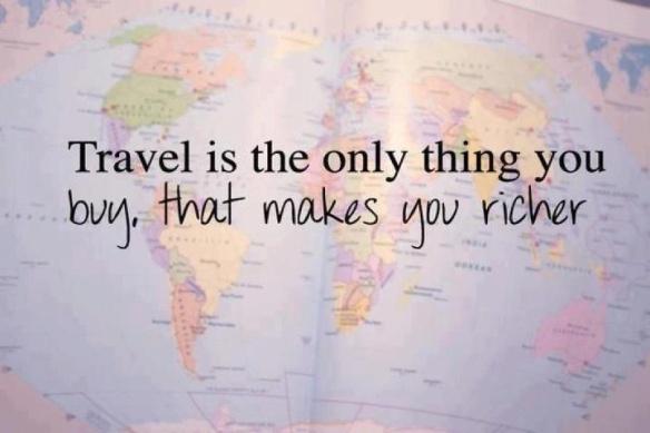 travel richer