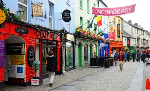 galway city streets