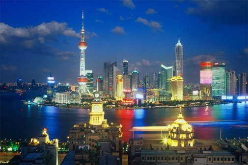 the bund view shanghai