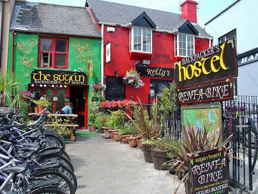 an-sugan-hostel-ireland